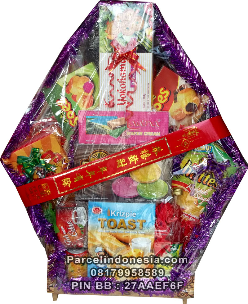Parcel Makanan Imlek Chinese New Year 08179958589 PIN BB : 27AAEF6F