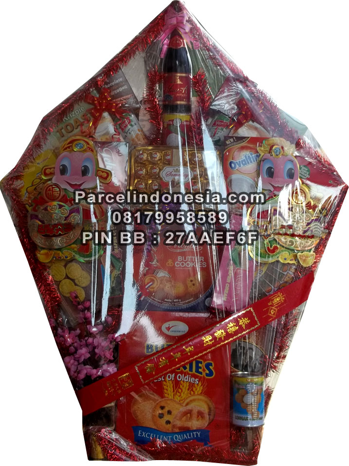 Hampers Imlek Chinese New Year 08179958589 PIN BB : 27AAEF6F