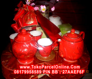 tea set parcel teh 36